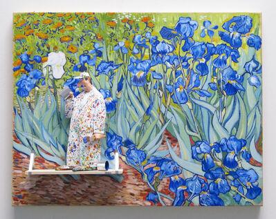 Stephen Hansen, 'Les Iris - Van Gogh ', 2016
