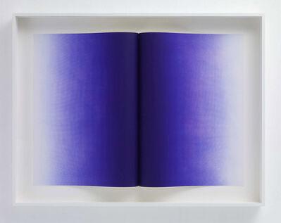 Anish Kapoor, 'Folds (Blue Variant)', 2014