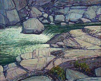 William Duma, 'Rocky River (51-19)', 2019