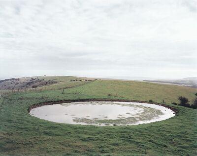 Jem Southam, 'Ditchling Beacon', 1999