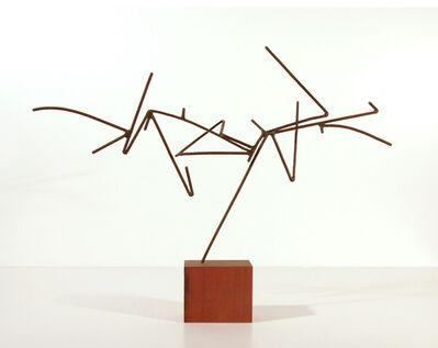 Sidney Gordin, '45-58', 1958