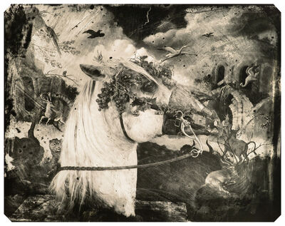 Joel-Peter Witkin, 'Printemps, New Mexico', 1993