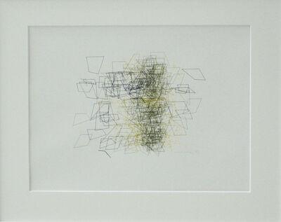 Vera Molnar, 'Structure de Quadrilatères', 1988