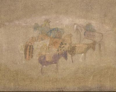 Zoran Antonio Mušič, 'Motif Dalmate', 1949