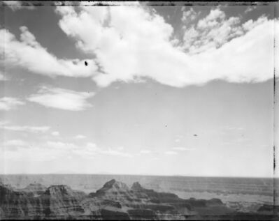 Mark Klett, 'Fly On North Rim'
