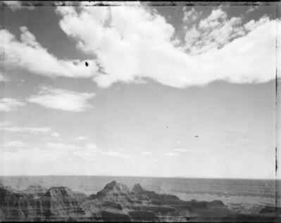 Mark Klett, 'Fly On North Rim'