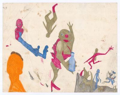 Susan Te Kahurangi King, 'Untitled', ca. 1966