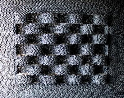 Dusan Dzamonja, 'Iron Tapestry 7', 1967