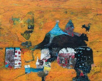 Ana Maria, 'Os eleitos por Zaratustra', 2016