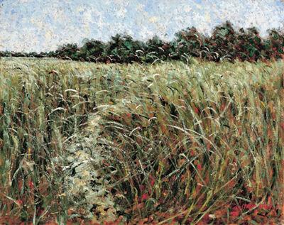 Samir Sammoun, 'Green Wheat Field', 2005