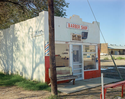 Stephen Shore, 'E. Walnut St Roswell, New Mexico 9/26/1974', 2000