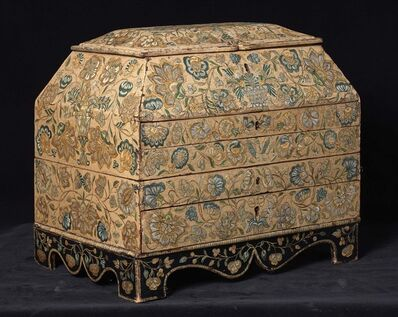 "Anonymous, '""Estrado"" commode. Pasto, Colombia', ca. 1700"