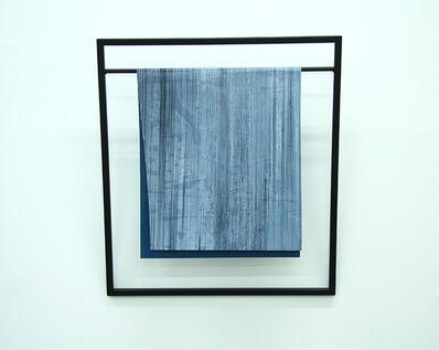 Helen Calder, 'Silver Blue', 2018