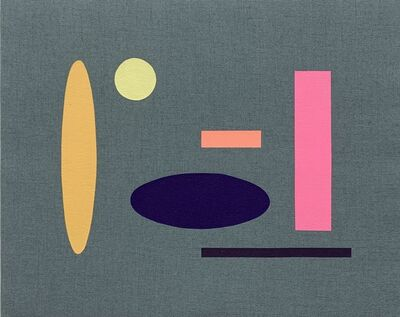 Ricardo Alcaide, 'Finite Standing Shapes', 2020