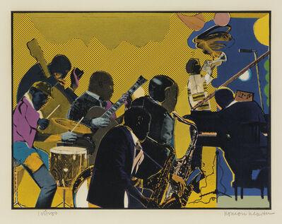 Romare Bearden, 'Out Chorus', 1979-80