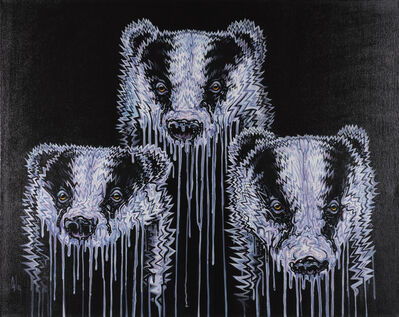 Robert Oxley, 'Brothers', 2021