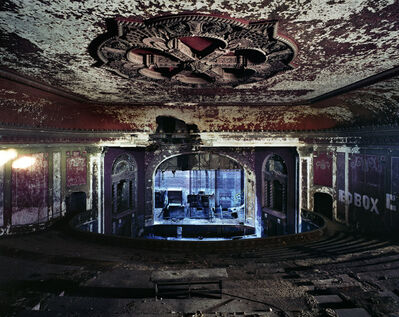 Yves Marchand & Romain Meffre, 'Majestic Theater, East Saint Louis, USA, 2011', 2011