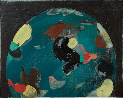 Jules de Balincourt, 'Painting the World', 2011