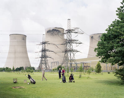 Simon Roberts, 'Ratcliffe-on-Soar Power Station, Nottinghamshire', 2008