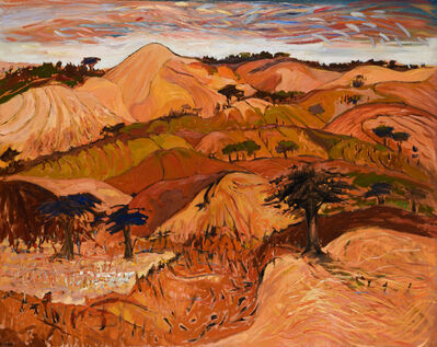 Yehouda Chaki, 'Golan Series 9702', 1997