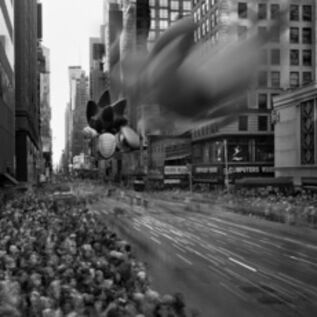 Matthew Pillsbury, 'Macy's Thanksgiving Day Parade, New York City', 2011
