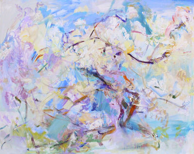 Sonia Grineva, 'White Wisteria '