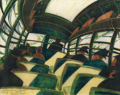 Cyril Power, 'The Sunshine Roof', ca. 1934