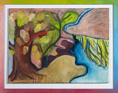 Brian Kokoska, 'Acid Trip Landscape', 2020