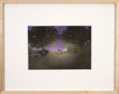 Norma Howard, 'Untitled (Night Scene)', 2019