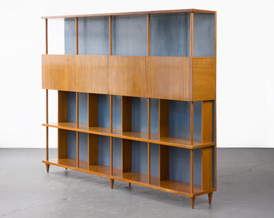 Joaquim Tenreiro, 'Bookshelf in Caviona Wood', 1950s