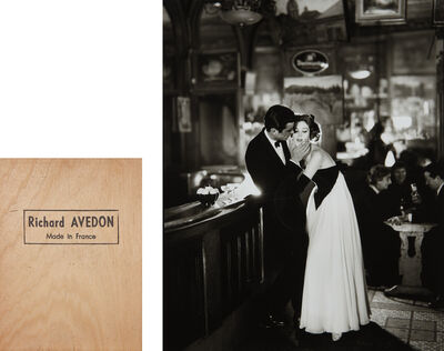 Richard Avedon, 'Richard Avedon: Made in France', San Francisco: Fraenkel Gallery-2001
