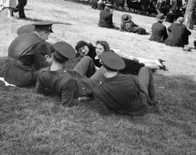 John Albok, 'Flirtation', 1943