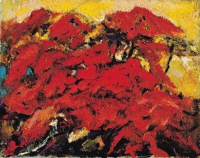 Cheng Chung-chuan, 'Maple', 1990