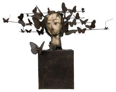 Manolo Valdés, 'Mariposas y varillas', 2014