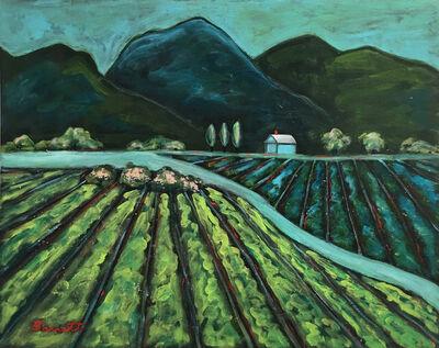 Heidi Barrett, 'Blue Sky Napa Valley', 2019