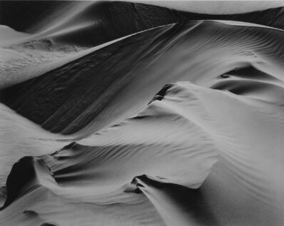 Brett Weston, 'Dunes, White Sands, New Mexico', 1949