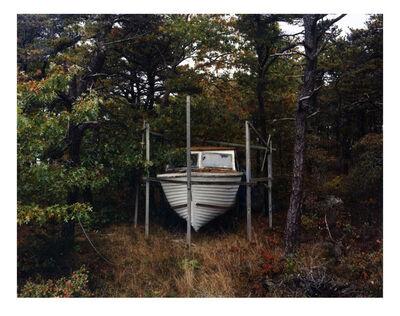 Mischa Richter, 'Woods Boat', 2010