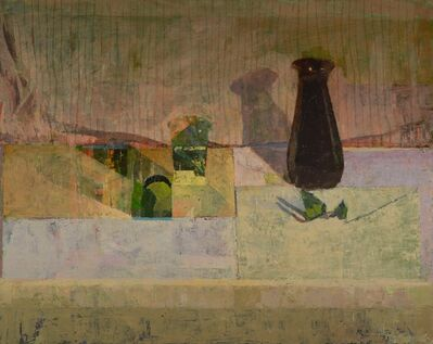 Chris Liberti, 'Black Vase'