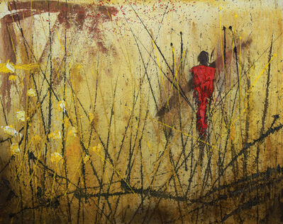 Marcos Tamargo, 'Masai', 2015