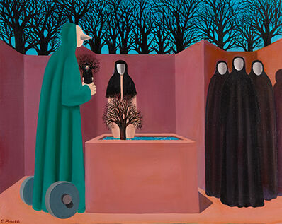 Enrico Pinardi, 'The Arrival'