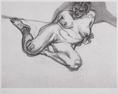 Lucian Freud, 'Girl Sitting', 1987