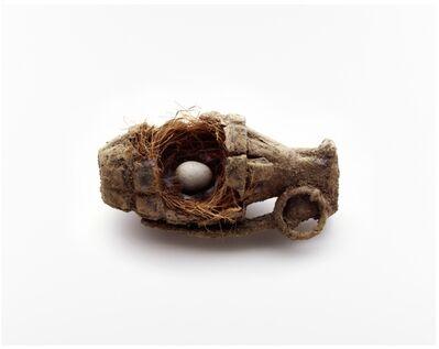 Nancy Fouts, 'Egg in Nest ', 2010
