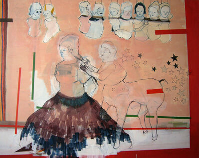 Claudia Rößger, 'Marionetten', 2012