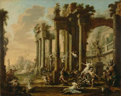 Alessandro Magnasco, called il Lissandrino, 'The Triumph of Venus', 1720-1730