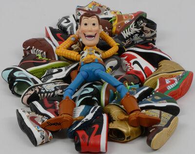 Santlov, 'Woody Nice Bed', 2013