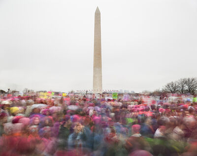 Matthew Pillsbury, 'Womens March, Saturday January 21st, 2017', 2017