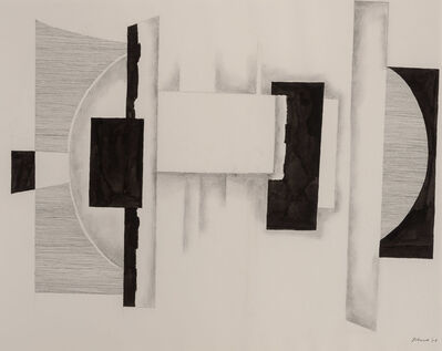 Dorothy Dehner, 'Drawing of Sculpture', 1978