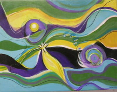 Joan Miller, 'Living Color #2'