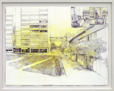 Laura Oldfield Ford, 'Heygate Estate 1974-2013', 2013