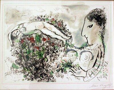 Marc Chagall, 'Le Petit Nu', 1971